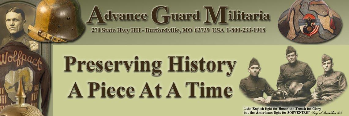 Advance Guard Militaria