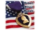 Robert Wilson MEdals